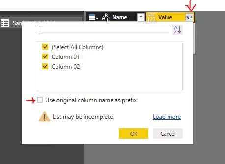 Power BI and JSON 08